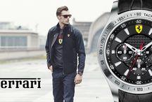 Ferrari watches / Τα φοράς και χωρίς δίπλωμα...