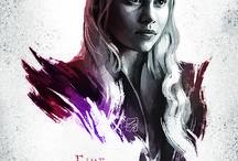 Game of Thrones drawings