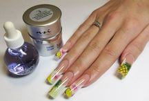Summer Nail Inspiration / We Love Summer, and Summer Nail Art! The perfect accessory for this summer are your nails!  Are you as inspired by summer as we are? To Join this Board just follow the board and we will send you an invite :)