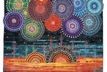 Fireworks quilts / by Victoria Mansfield