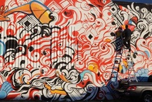 Street art / by Marcelo Pellizo