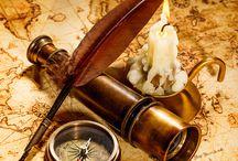 Old Compass/ Spyglass