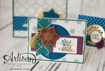 Stampin' Up! Eastern Palace Suite