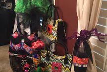 Halloween handbags / Halloween handbags
