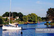 Provincie Zeeland / Toerisme & Recreatie   in woord  beeld bezienswaardigheden overnachtingen activiteiten natuur kunst