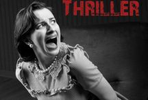 Writing Horror and Thriller