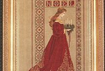 cross stitch, embroidery, needlework / by Talesa (Galvin) Peterson