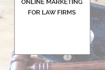 Online Marketing for Law Firms / Law firms/lawyers looking for info on how to market online - this board is dedicated to help you find the right tips and resources. Join our Facebook Group for more daily actionable tips here: https://www.facebook.com/groups/sweetpapayasuccesssociety/. Need a new website? Stop by simplesolutions.io to see how we can help you!