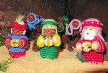 Navidad a crochet