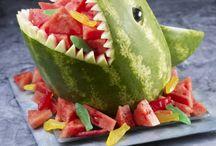 areglos de frutas