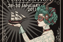 Tattoo Convention Poster