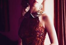 #girlcrush / Swoon-worthy women who kick butt / by Nicola Penn