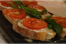 Sandwiches - voileivät