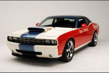 Classic Muscle Cars / by Sherry Ancil