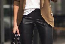 Mode femme automne 2015