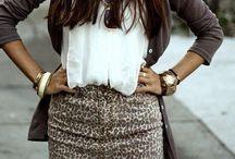 dressing classy / by Cindy Silva
