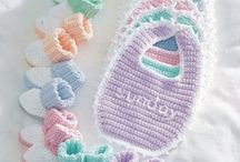 Crochet Patterns - Baby