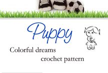 Colorful dreams crochet patterns