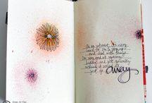Inspiring Art journals / by Mari Kuehn