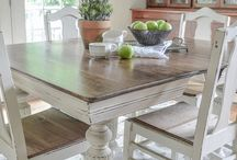 Diningroom tables