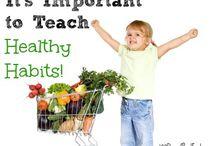 Gezond eten kinderen