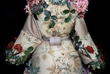 Floral Couture / Flowers in Haute Couture Fashion!
