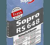 Sopro RS 648 Vibration Slurry