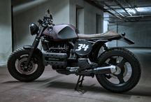 #Motorecyclos BMW K Brutal Beauty / www.motorecyclos.com #custom #motorcycles #motorecyclos #bikes #BMW #scrambler #caferacer based on #bmw k100