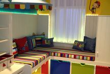 Boys playroom