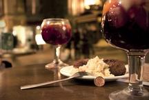Gastronomía granadina / Comer en Granada es un arte: las tapas, la sangría, las terracitas al sol... la variedad gastronómica granadina es maravillosa.