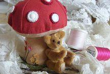 Bears / Antique teddy bears and other bears