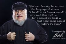 to write fantasy and scifi