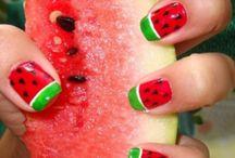 nails + more / nagels en make-up