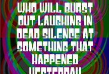 Funny / by Mariah Hamilton