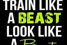 BEAST MODE / by Jessica S