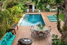 Eric & Lisa - pool