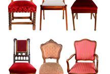 Vintage Furniture / Our collection. Just a foretaste!