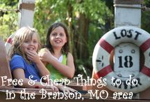 Vacation / Branson, MO / by Sierra Holcomb