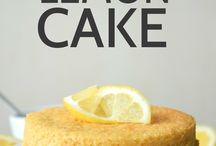 Cakes to try