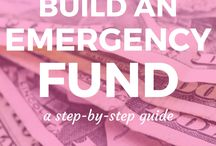 How To Build An Emergency Fund Tips & Ideas / Start building your emergency fund today with these awesome tips and ideas no matter what your income amount is!!