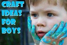 creatief met kinderen