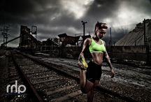 Photo Ideas: Female Fitness