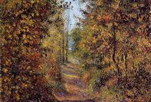 Impressionism / Monet, Pissaro, Renoir / by Subendra Jabegu