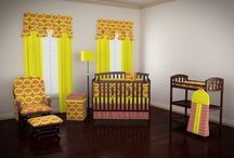 Yellow Nursery / All things yellow for your baby's nursery!