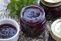 Marmelády, džem, rosoly