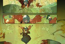 Comic Pages Color