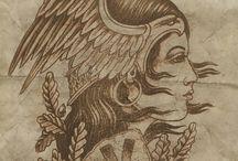 Tatueringar idéer