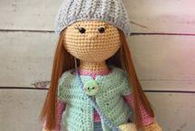 Вязание кукол