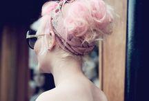 Wanting my pink hair back!!