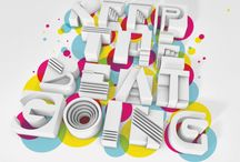 color and typography / by jessica colaluca